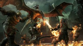 Middle-earth: Shadow of War Dragon