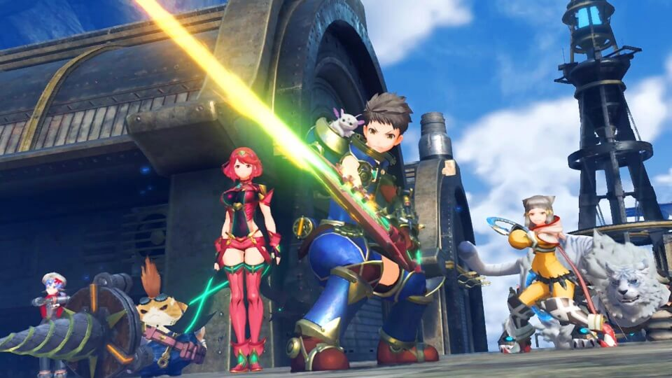 Xenoblade Chronicles 2_screen1