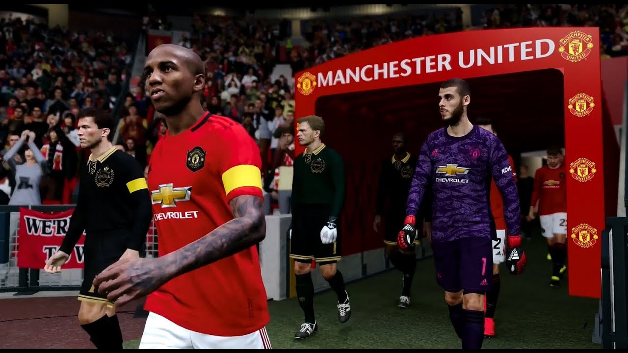 EFootball PES 2020 – Manchester United Gameplay