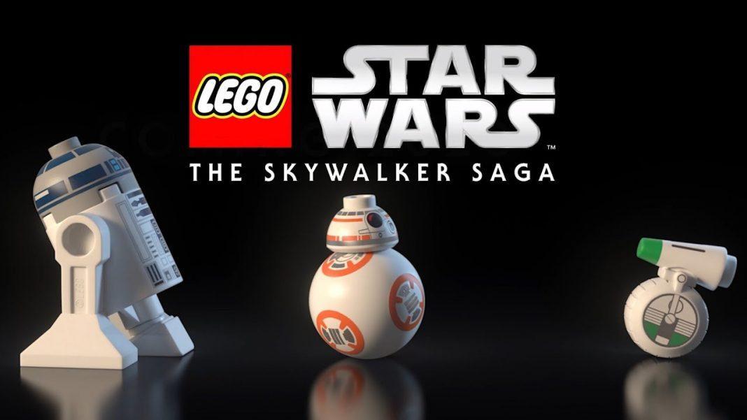 LEGOStar Wars: The Skywalker Saga