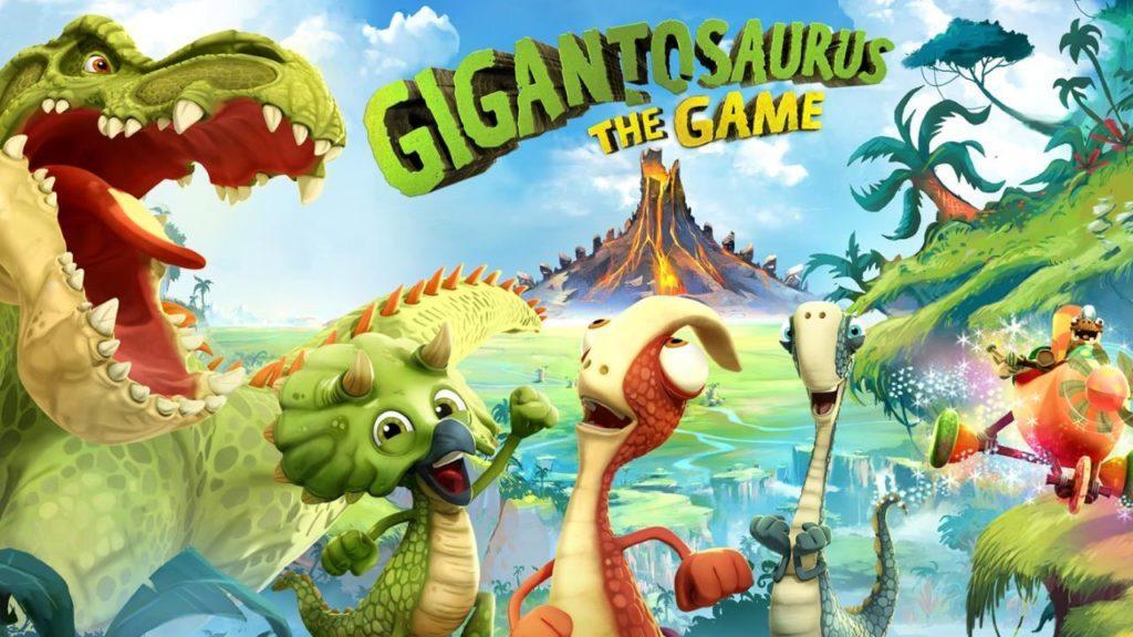 Análise: Gigantosaurus The Game | Salão de Jogos