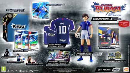Captain Tsubasa: Rise Of The Champions - Champions Edition