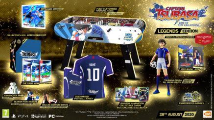 Captain Tsubasa: Rise Of The Champions - Legends Edition