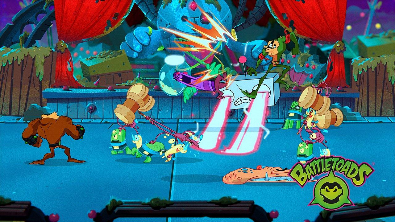 Battletoads ganha data de lançamento | Salão de Jogos