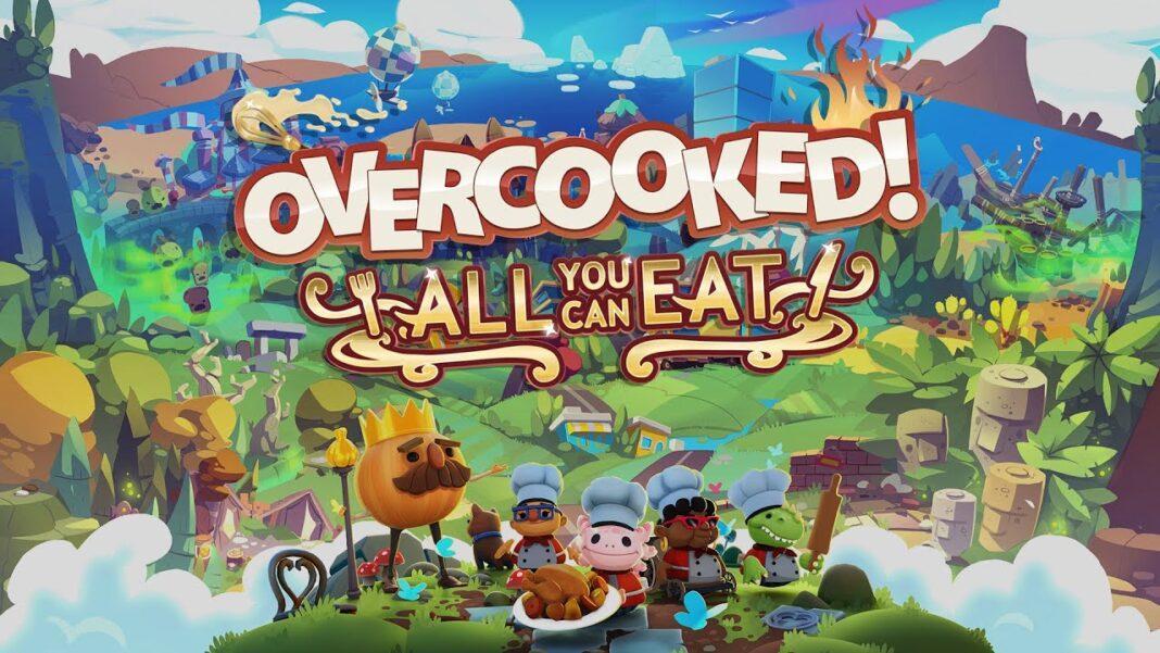Overcooked! All You Can Eat anunciado para PS5 e Xbox Series X