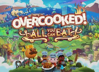 Overcooked! All You Can Eat anunciado para PS5 e Xbox Series X