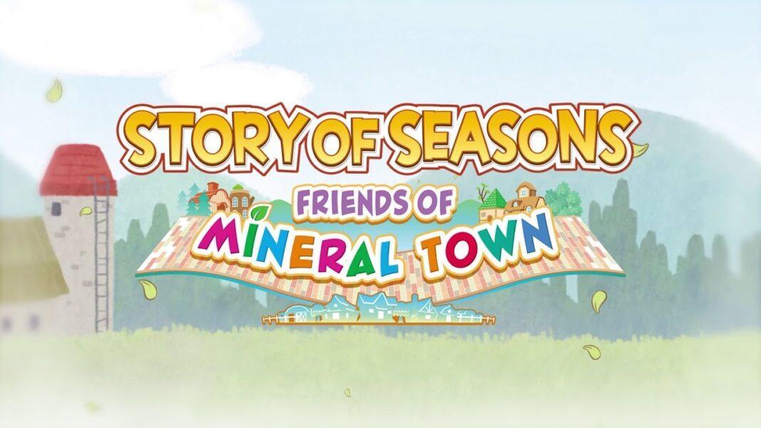 STORY OF SEASONS: Friends of Mineral Town já disponível na Nintendo Switch