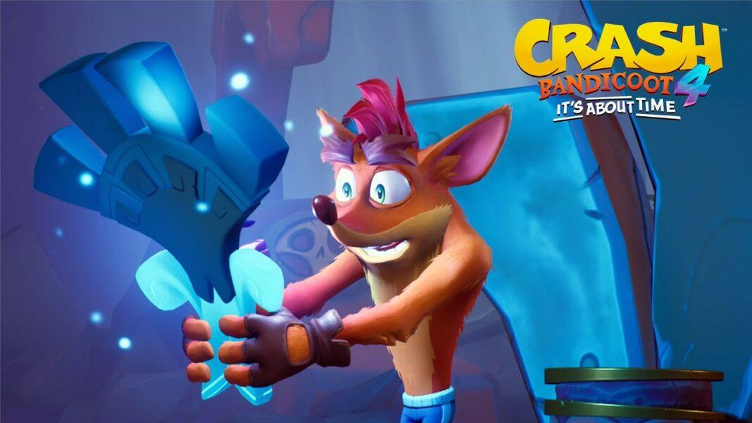 Crash Bandicoot 4: It's About Time mostra gameplay