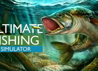 ultimate fishing simulator análise