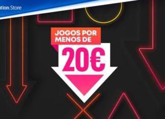 Jogos por menos de 20 euros