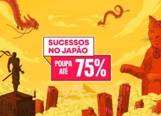 Descontos até 75% na ps store
