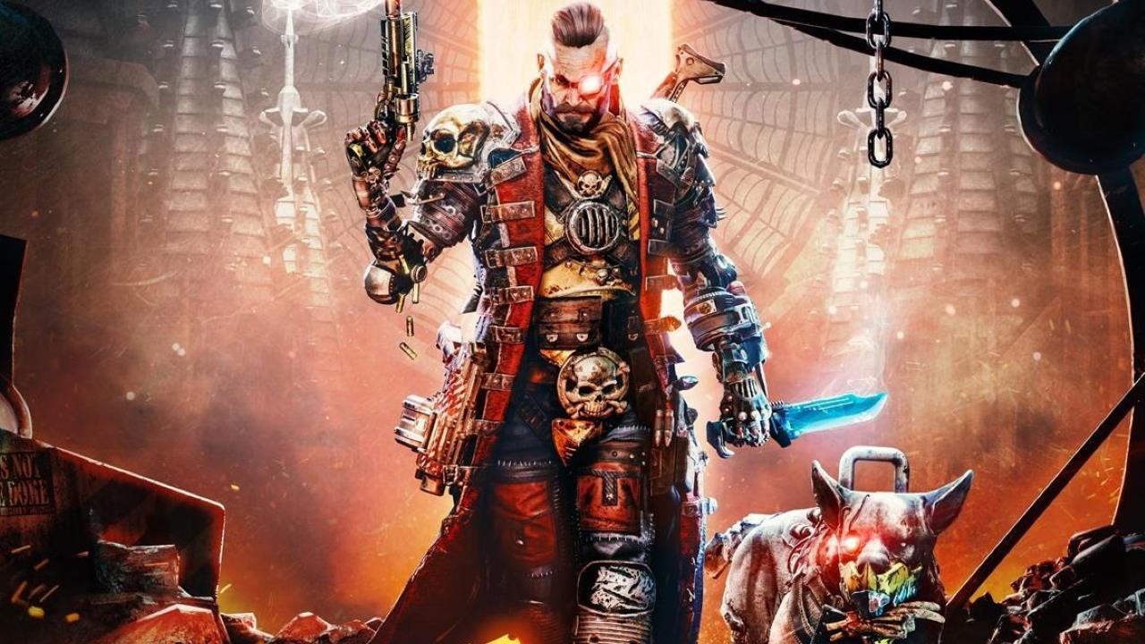 Necromunda: Hired Gun chega a 30 de junho   Salão de Jogos
