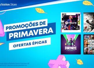 PS Store_Promoções de Primavera