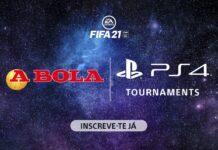 Torneio PS4 FIFA 21 em parceria com A Bola (3)