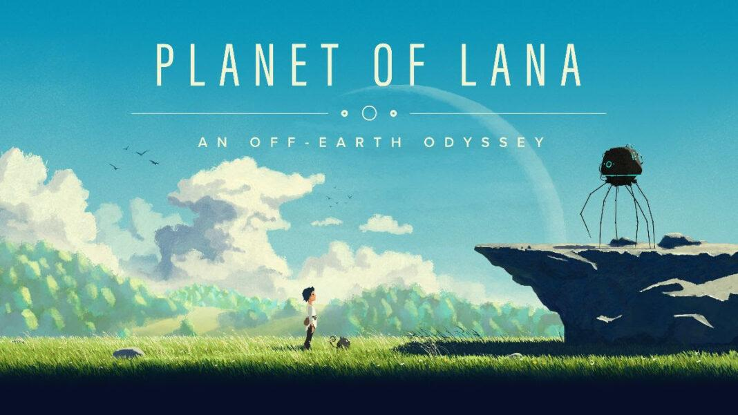 Planet of Lana An Off Earth Odyssey