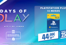 PlayStation Plus days of play