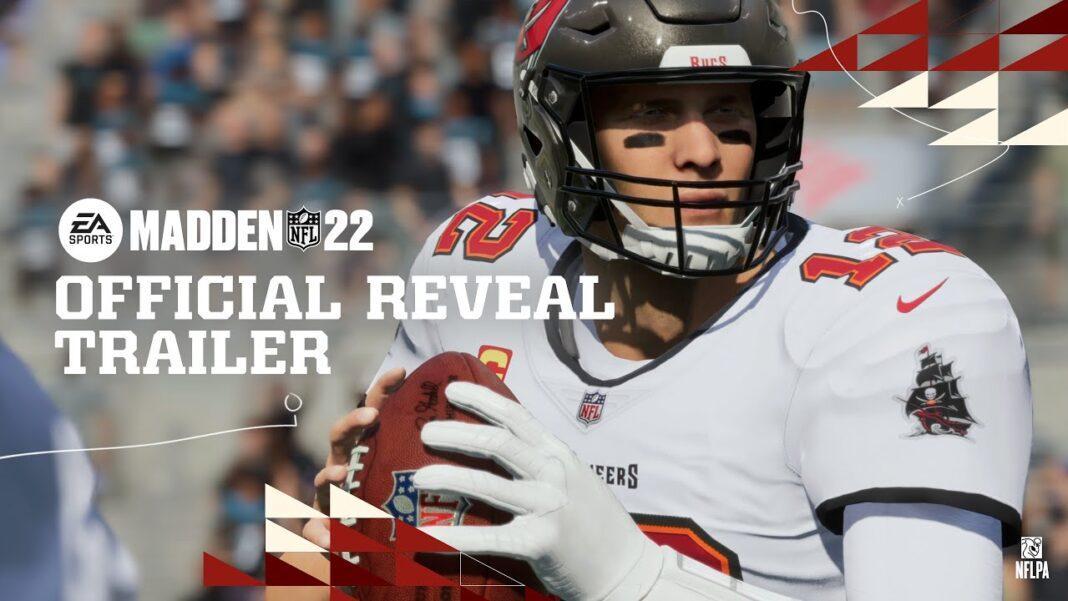 Madden NFL 22 mostra as primeiras imagens